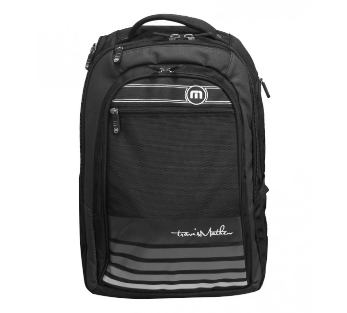 TRAVISMATHEW BACKPACK BLACK - SS17