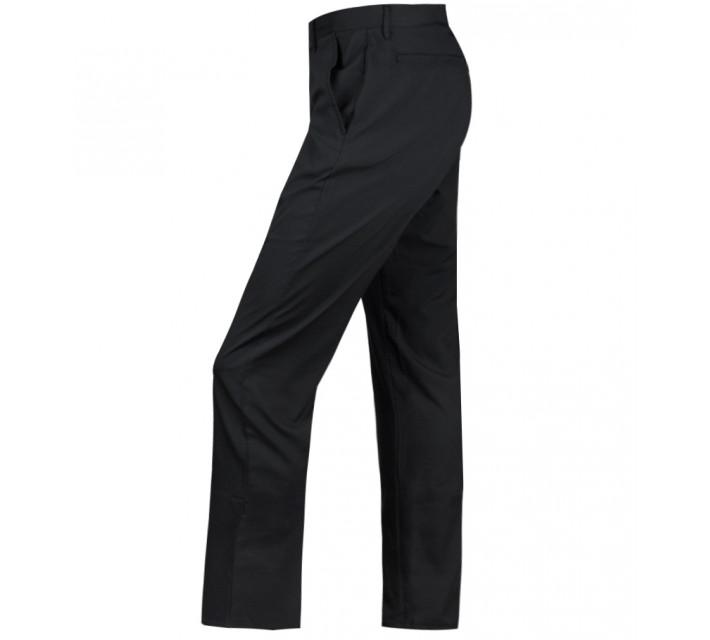 MATTE GREY BADGE GOLF PANT BLACK - CORE