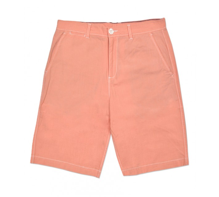 JOHNNIE-O BAJA SHORT CORAL REEF - SS16