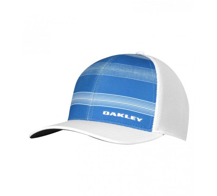OAKLEY SILICON BARK TRUCKER 4.0 CAP BRILLIANT BLUE - SS15