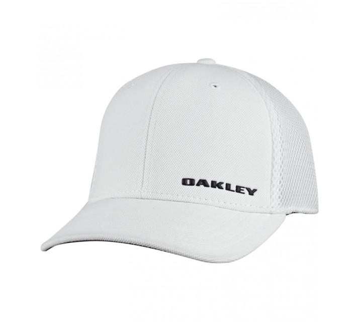OAKLEY SILICON BARK TRUCKER 3.0 CAP WHITE - CORE