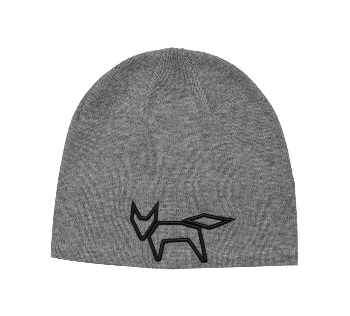 WOLSEY EMBROIDERED FOX BEANIE GRIFFIN - AW15