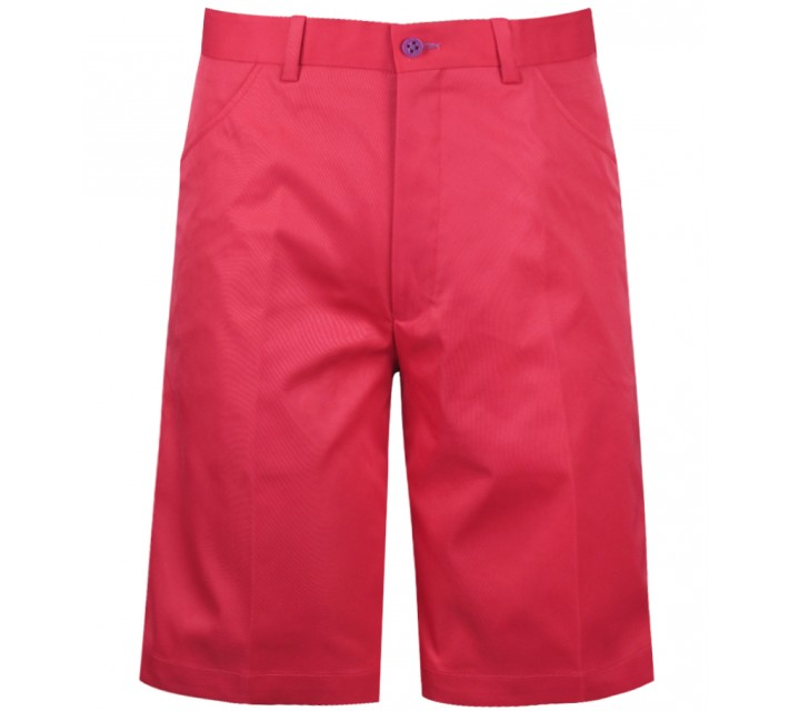 A18 BELLINGHAM SUPER TWILL SHORT FLAMINGO - CORE