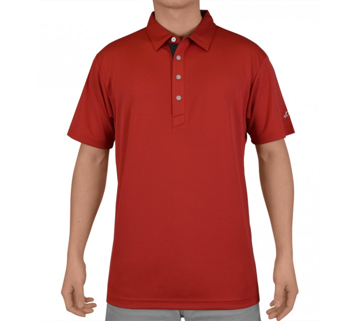 SLIGO GOLF SHIRT BENN SINISTER - SS15
