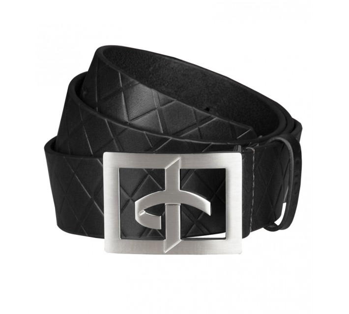 CROSS BIG LOGO BELT BLACK - AW15