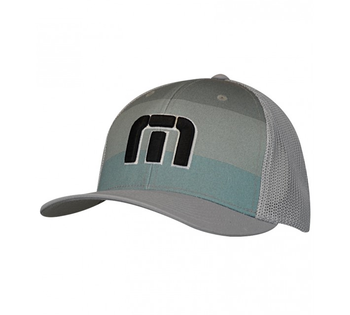TRAVISMATHEW BLOCK HEAD HAT GREY - SS15