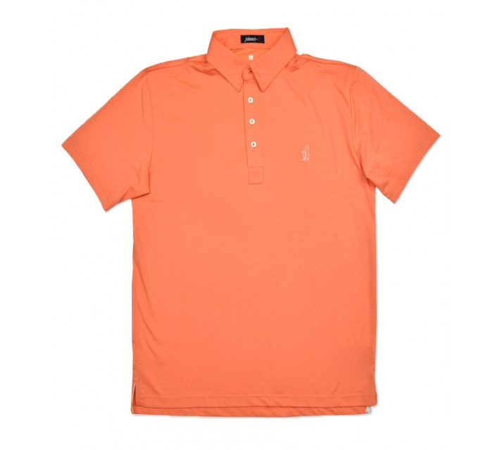 JOHNNIE-O BOND POLO CORAL REEF - SS16