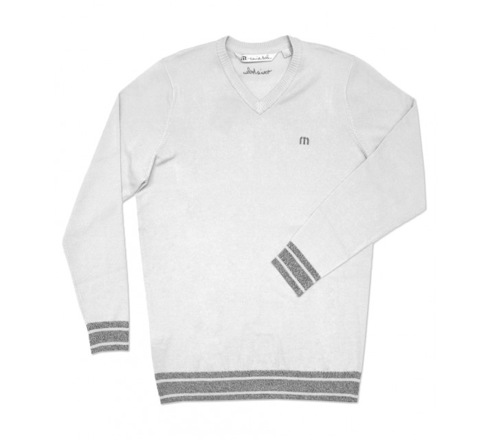 TRAVISMATHEW BONITO SWEATER LUNAR ROCK - SS16