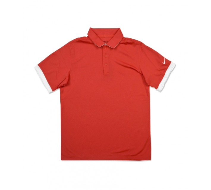NIKE BOYS ICON POLO LIGHT CRIMSON - SS16 CLOSEOUT