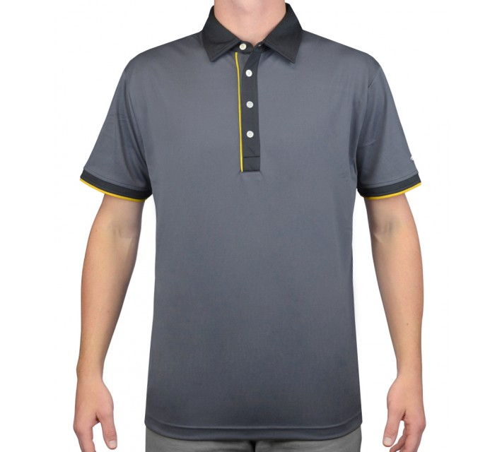 SLIGO GOLF SHIRT BRAZEN TWILIGHT - AW15