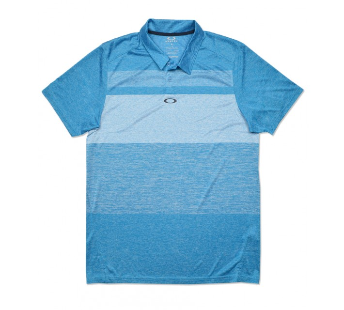 OAKLEY BRISTOL POLO PACIFIC BLUE - SS16