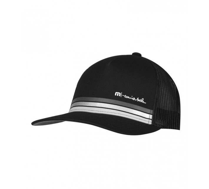 TRAVISMATHEW BRONCO HAT BLACK - AW15