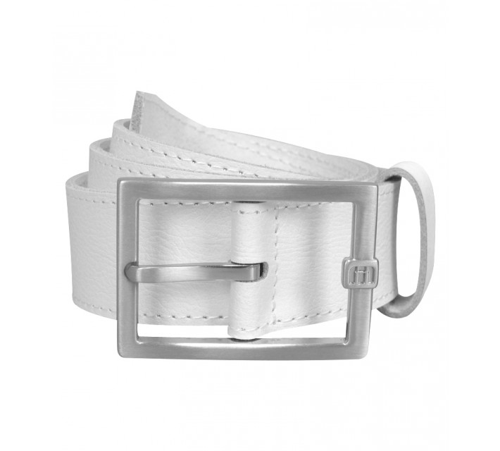 TRAVISMATHEW BRUNO 2 BELT WHITE - SS15