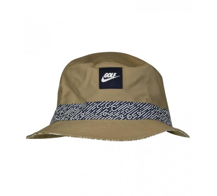 NIKE GOLF O BUCKET CAP KHAKI - AW15 CLOSEOUT
