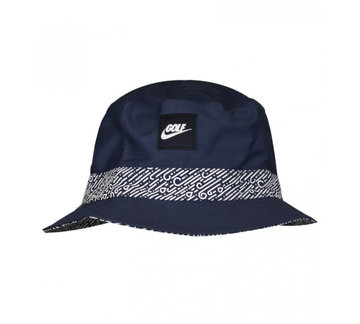 NIKE GOLF O BUCKET CAP MIDNIGHT NAVY - AW15 CLOSEOUT