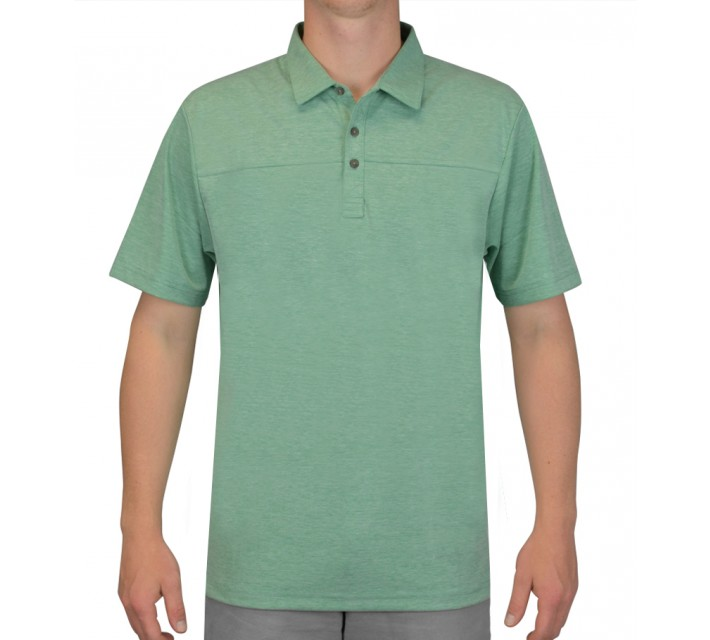 TRAVISMATHEW GOLF SHIRT CALLAHAN BOSPHOROUS - SS15