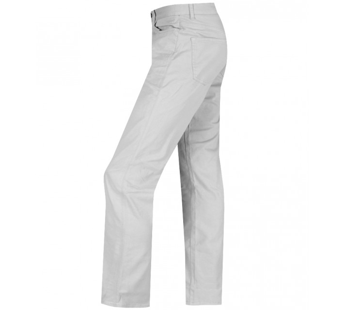 JOHNNIE-O CAL STRAIGHT LEG TWILL PANT IRON - SS15