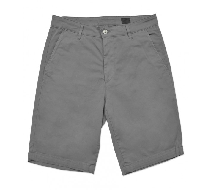 AG GREEN LABEL THE CANYON SHORT QUIET GREY - SS16