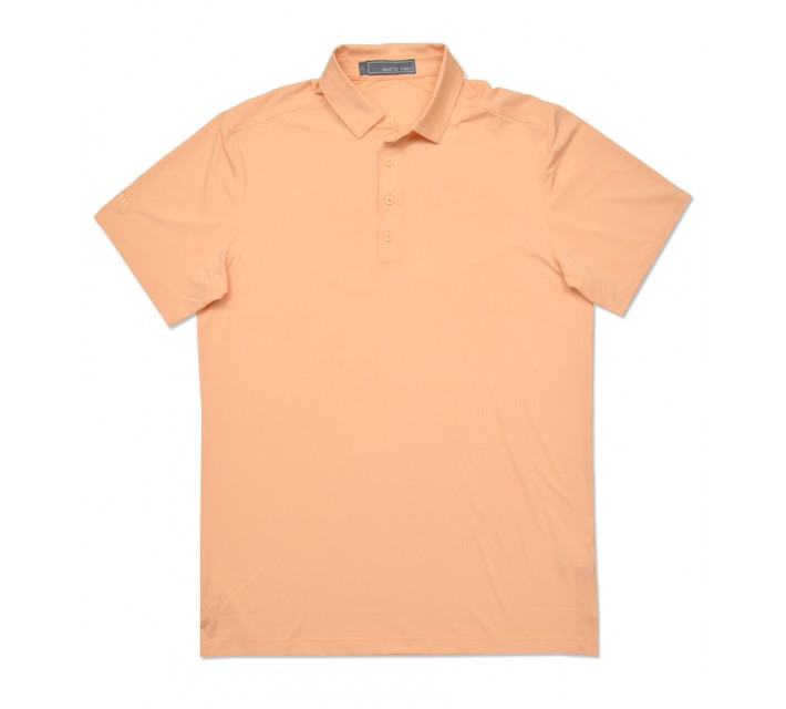 MATTE GREY CAPTAIN POLO SUNSET - SS16