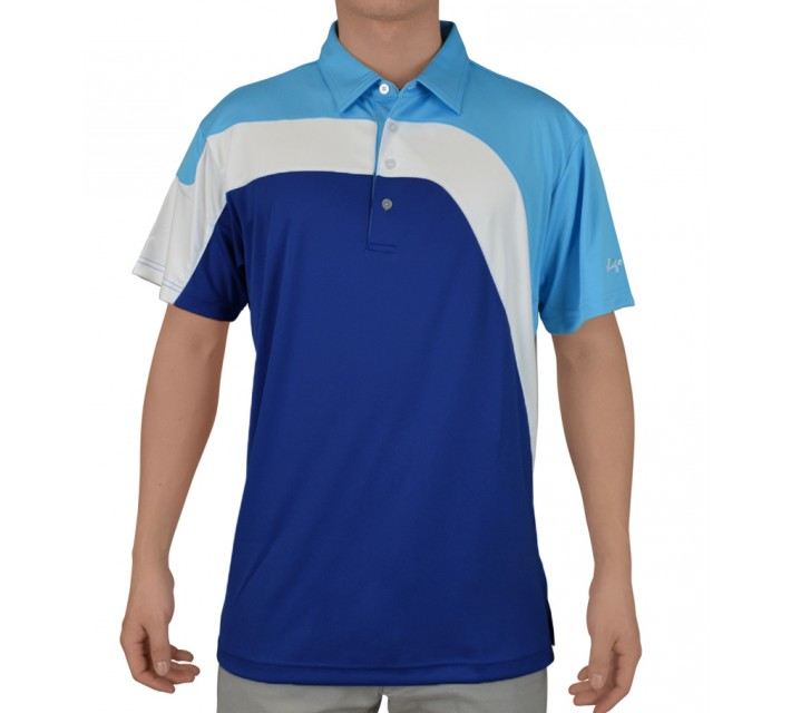 SLIGO CARTER GOLF POLO PATRIOT BLUE - SS15