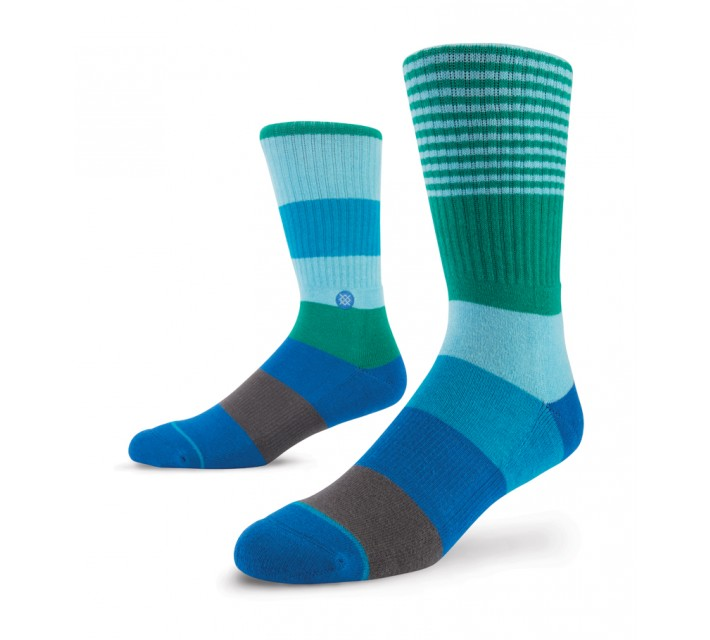 STANCE GOLF SOCKS CHARLES GREEN - AW15