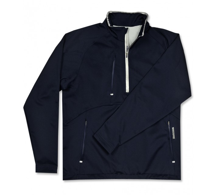 ZERO RESTRICTION WINDSTOPPER CHAMBERS BAY JACKET NAVY - AW16