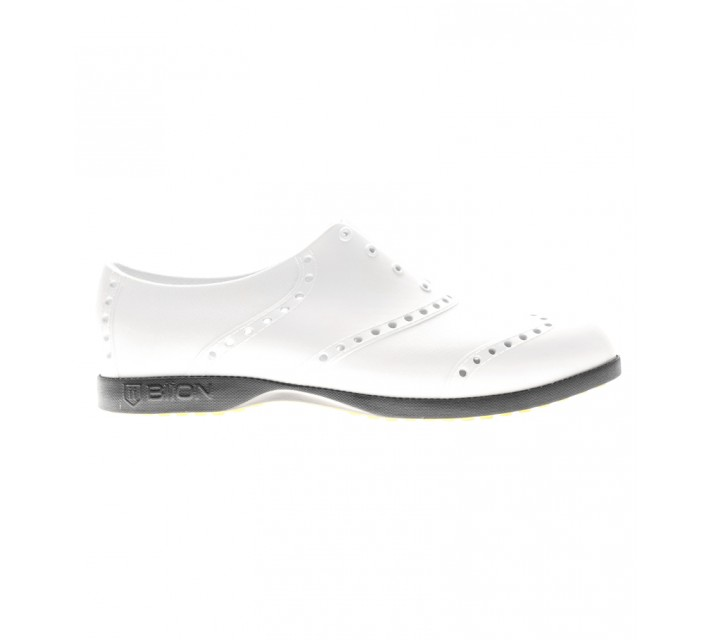 BIION THE CLASSICS GOLF SHOE WHITE - AW16