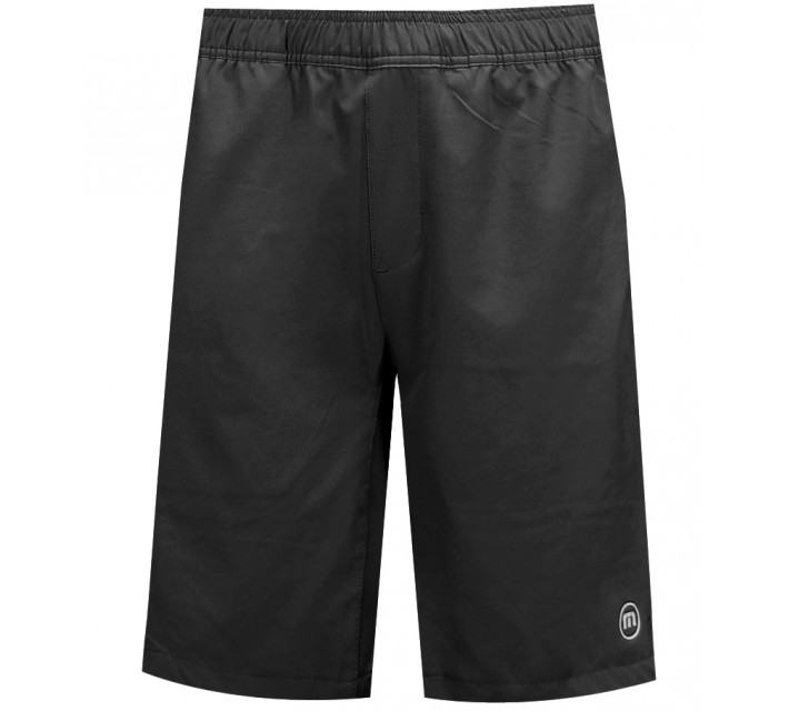TRAVISMATHEW RED CLAYBURN SHORT BLACK - SS15