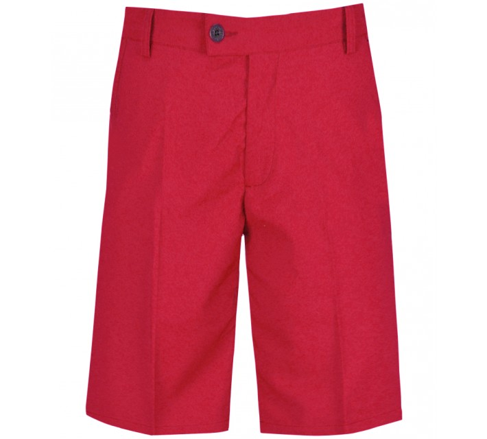 ABACUS CLEEK GOLF SHORTS RED - AW16