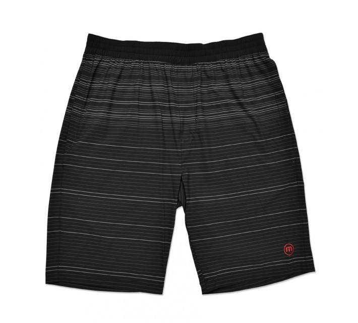 TRAVISMATHEW RED CLUB 101 SHORTS BLACK - SS16