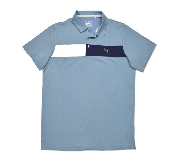 PUMA COOL TOUCH POLO BLUE HEAVEN - SS16
