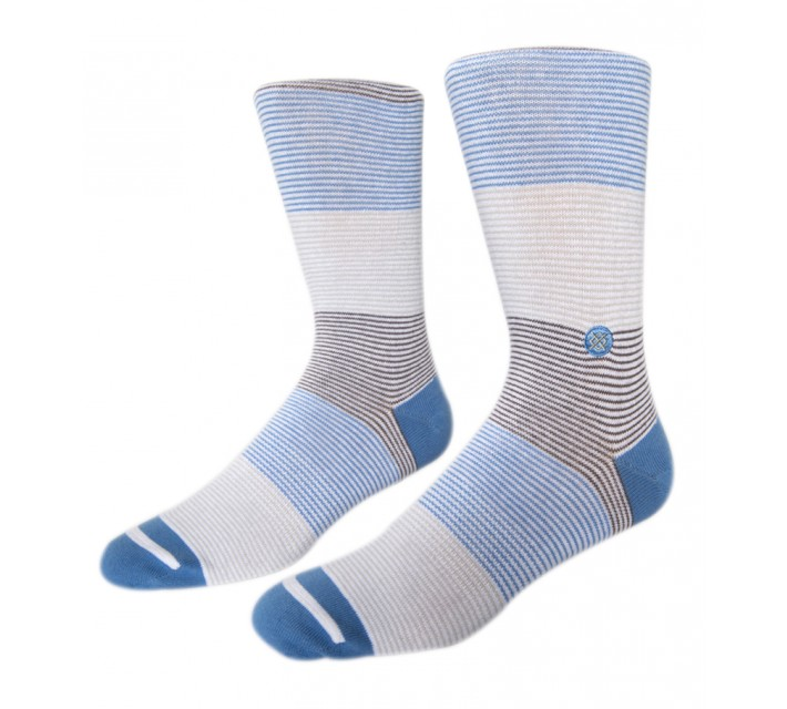 TRAVISMATHEW CREECH SOCKS WHITE - AW15