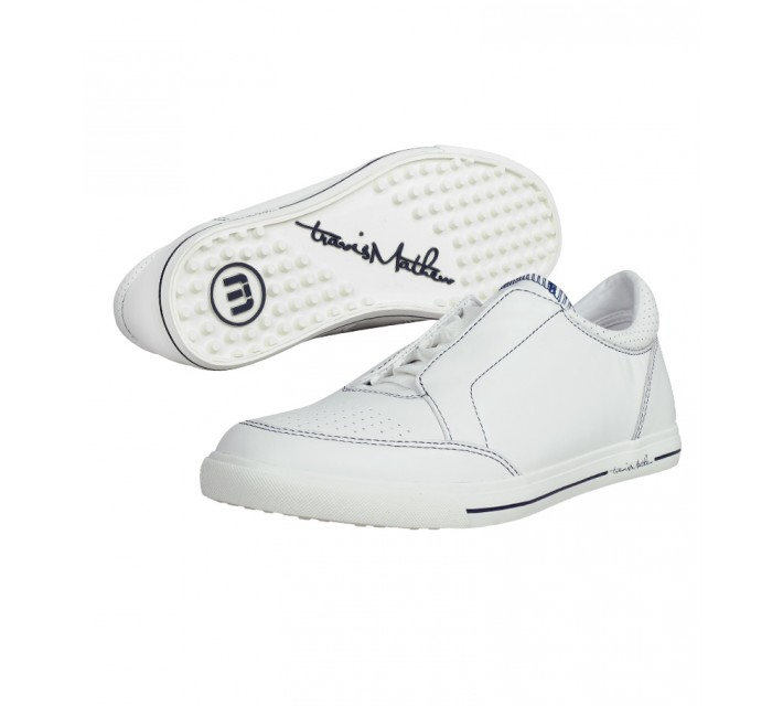 TRAVIS MATHEW CROSKEY SHOE WHITE - CORE