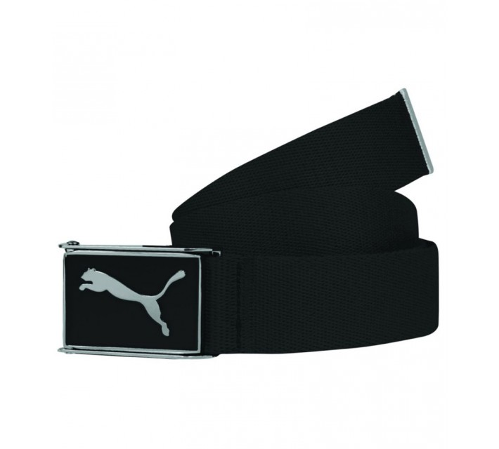 PUMA YOUTH BOYS CUADRADO WEB BELT BLACK - AW15