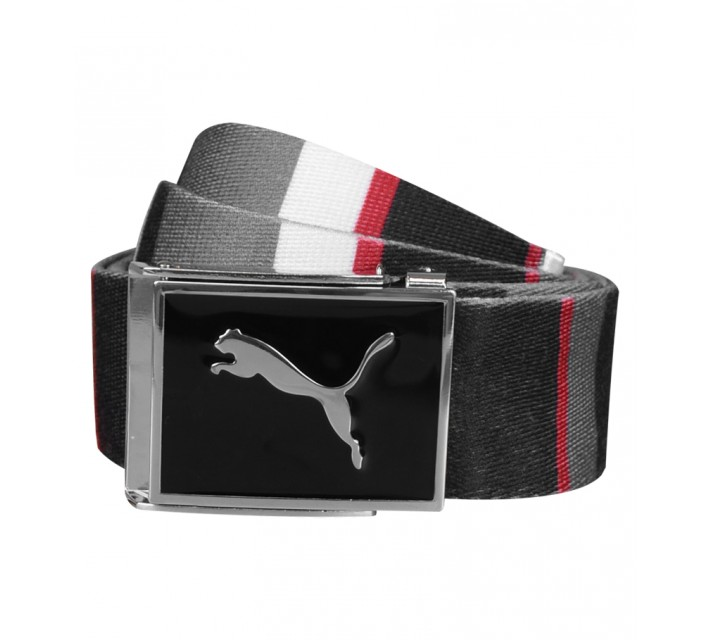 PUMA CUADRADO 2.0 WEB BELT PERISCOPE/RED - AW15