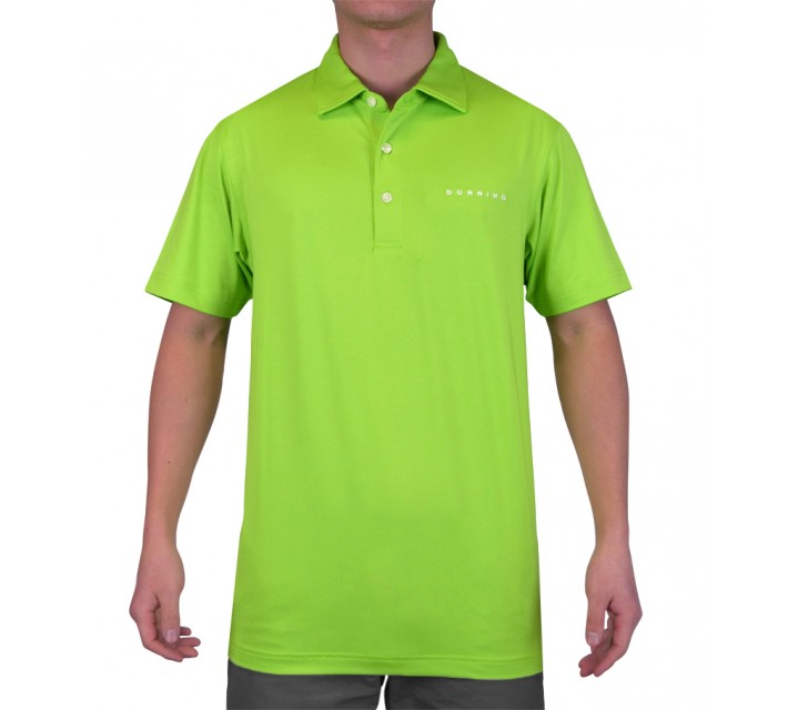 DUNNING INTERFACE STRETCH POLO SIGNAL - SS15
