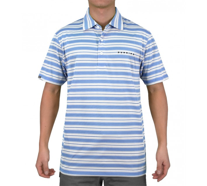DUNNING FEEDER STRIPE JERSEY POLO SEQUENCE COMBO - SS15