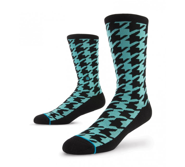 STANCE GOLF SOCKS DAVENPORT BLUE - AW15