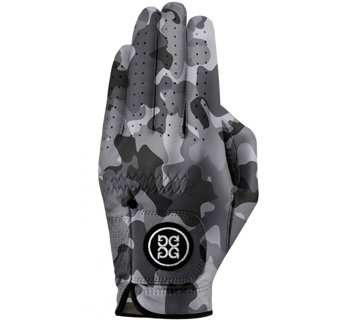 G/FORE SPECIAL EDITION GOLF GLOVE DELTA FORCE CHARCOAL - AW16