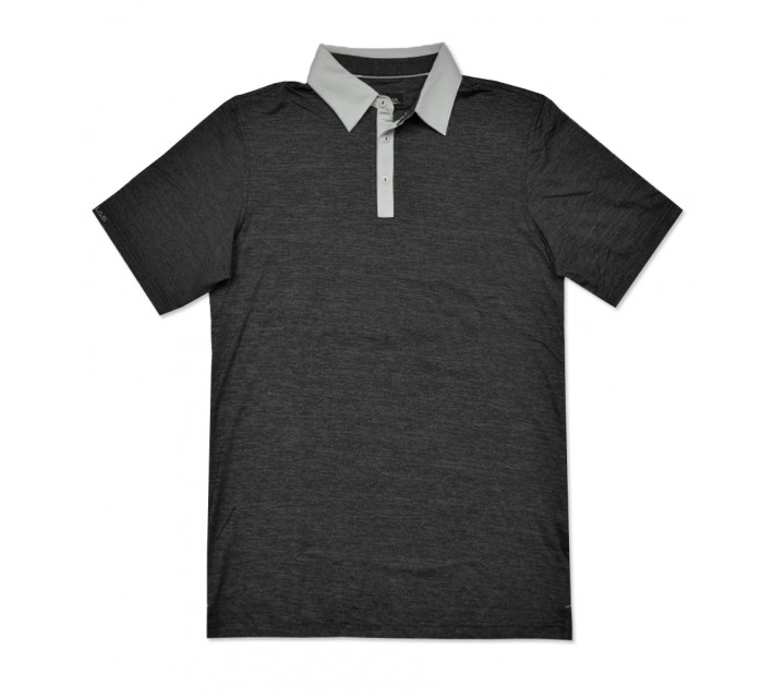 HOLLAS DENNISON POLO BLACK - AW16