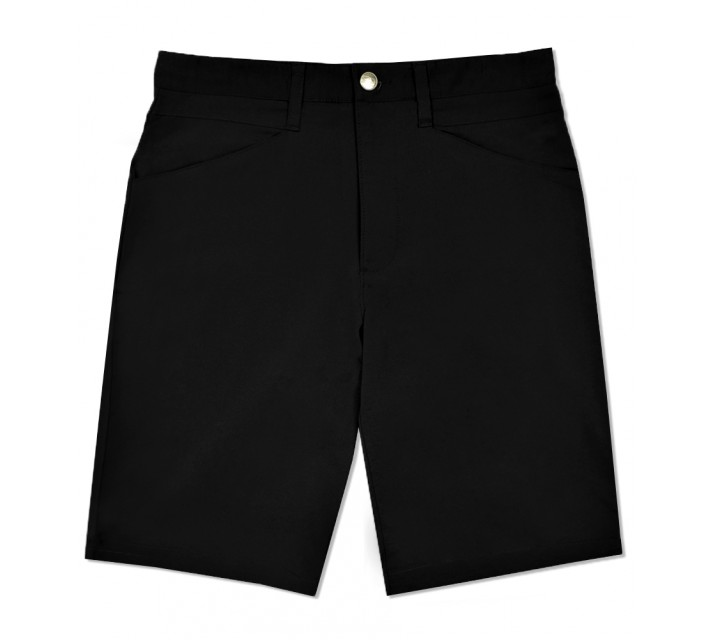 HOLLAS DEVON SHORTS BLACK - AW16