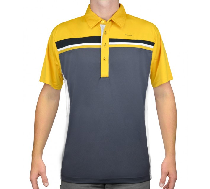 SLIGO GOLF SHIRT DEZ TAXI - AW15