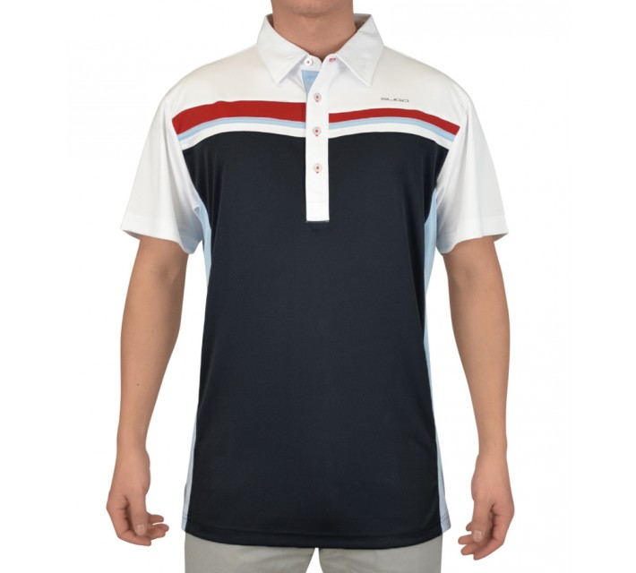 SLIGO GOLF POLO DEZ MANHATTAN - SS15