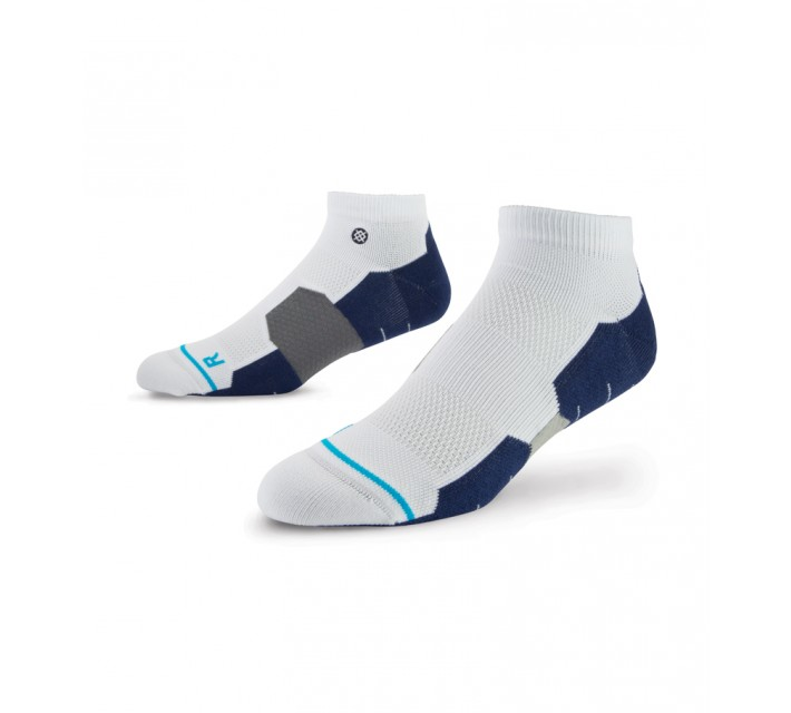 STANCE GOLF SOCKS DIMPLER LOW BLUE - AW15