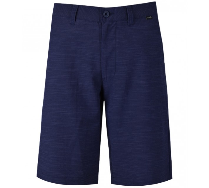 TRAVISMATHEW GOLF SHORTS DRAGON MEDIEVAL BLUE - AW15