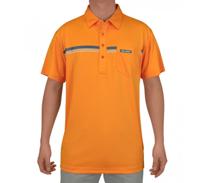 SLIGO GOLF POLO DREW ORANGE - SS15