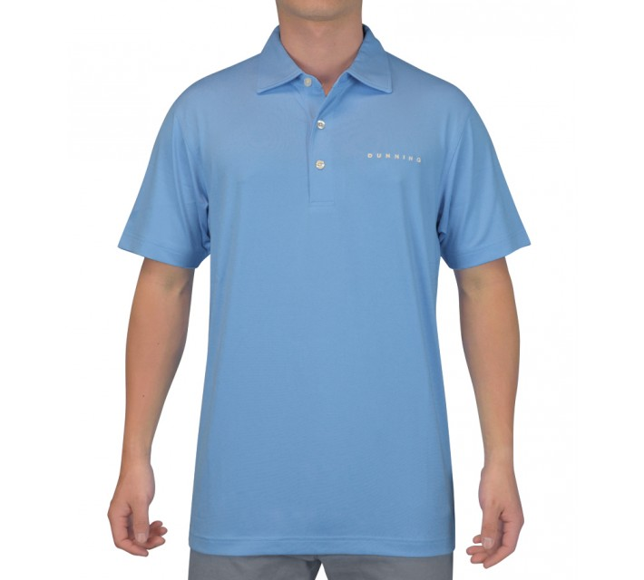 DUNNING INTERFACE STRETCH POLO SEQUENCE - SS15