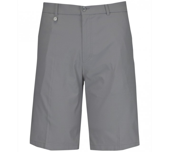 GOLFINO CLASSIC TECHNO STRETCH BERMUDAS LIGHT GREY - SS15
