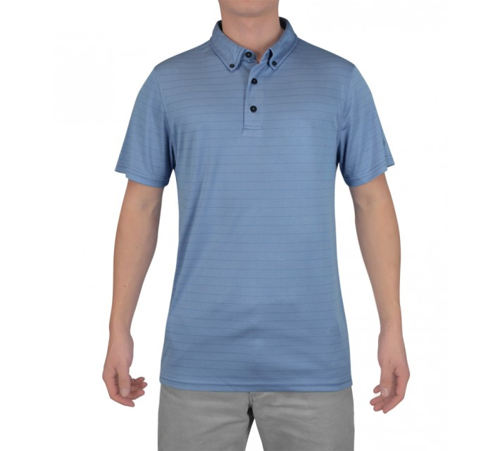 ABACUS OLLE GOLF POLO SKY BLUE - SS15