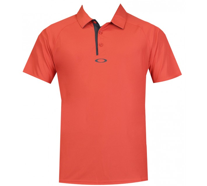 OAKLEY JUNIOR BOYS ELEMENTAL 2.0 POLO GRENADINE - SS15